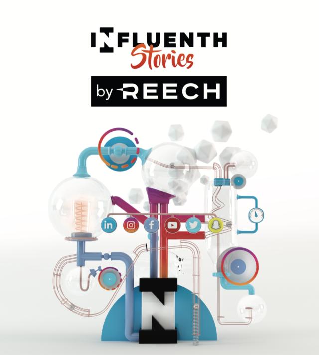Influenth stories poweres bu reech