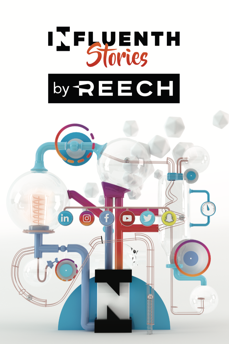 Influenth Stories By Reech