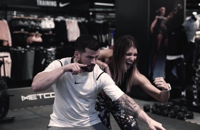 Nike x Go Sport