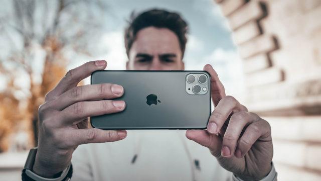 Une journée avec un iPhone